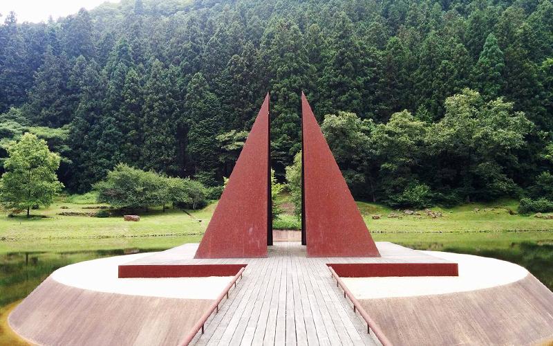 PRHYTHM 室生山上芸術の森公園
