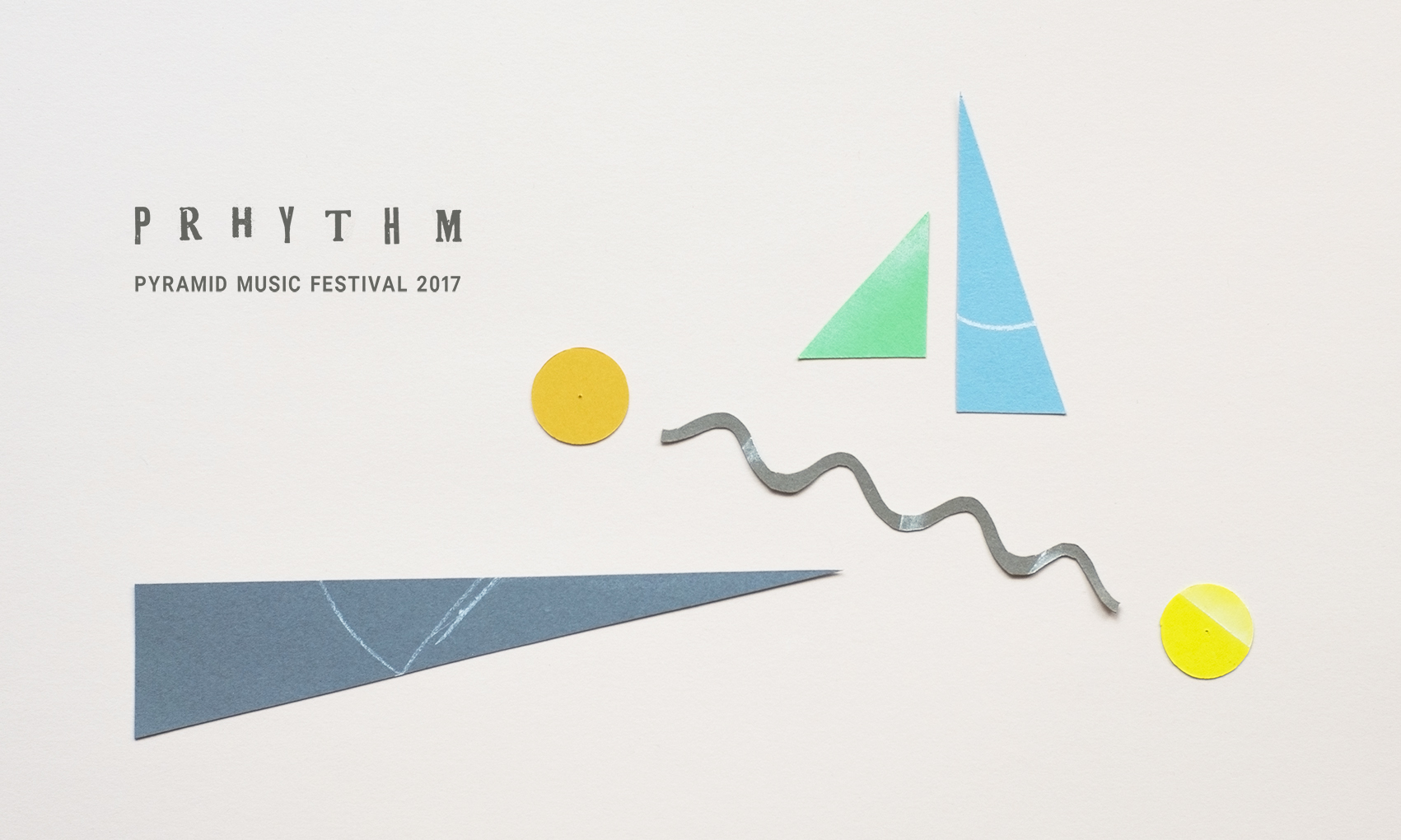 PRHYTHM PYRAMID MUSIC FESTIVAL2017 at 室生山上芸術の森公園
