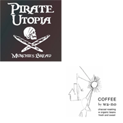 Pirate Utopia & wa-no coffee