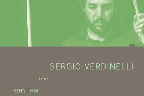 PRHYTHM 2018/03/12(MON)/14(WED) feat. SERGIO VERDINELLI